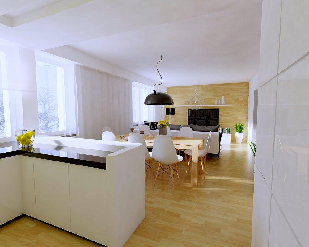 pokój dzienny żółta kuchnia 2