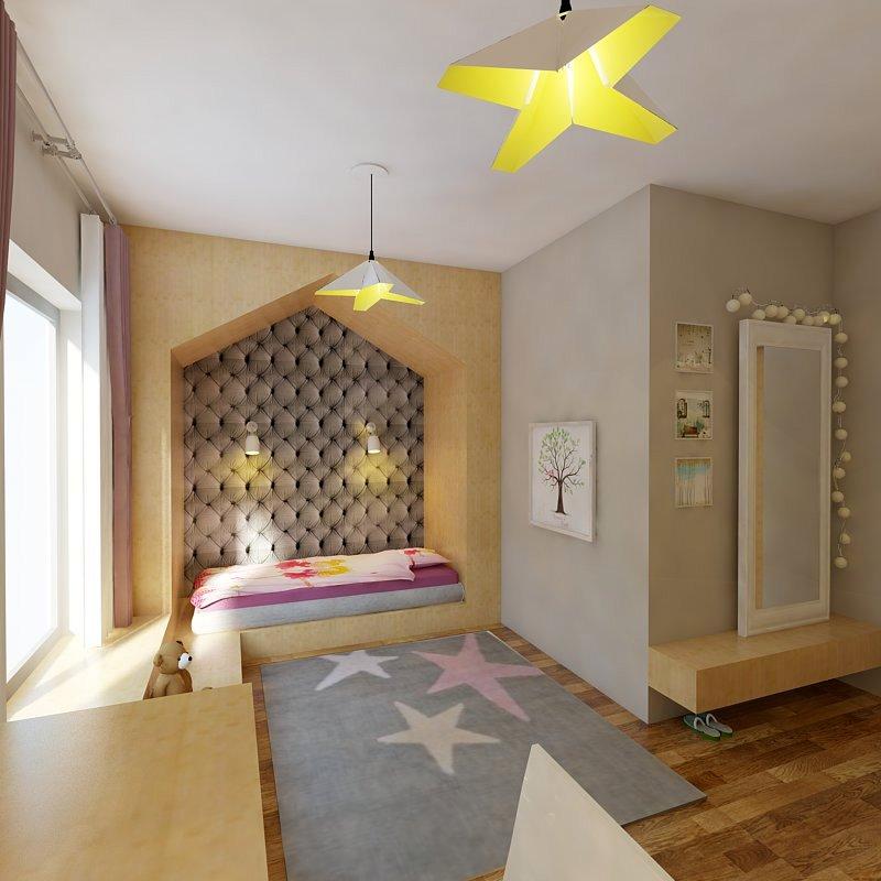 pokój Darii 8
