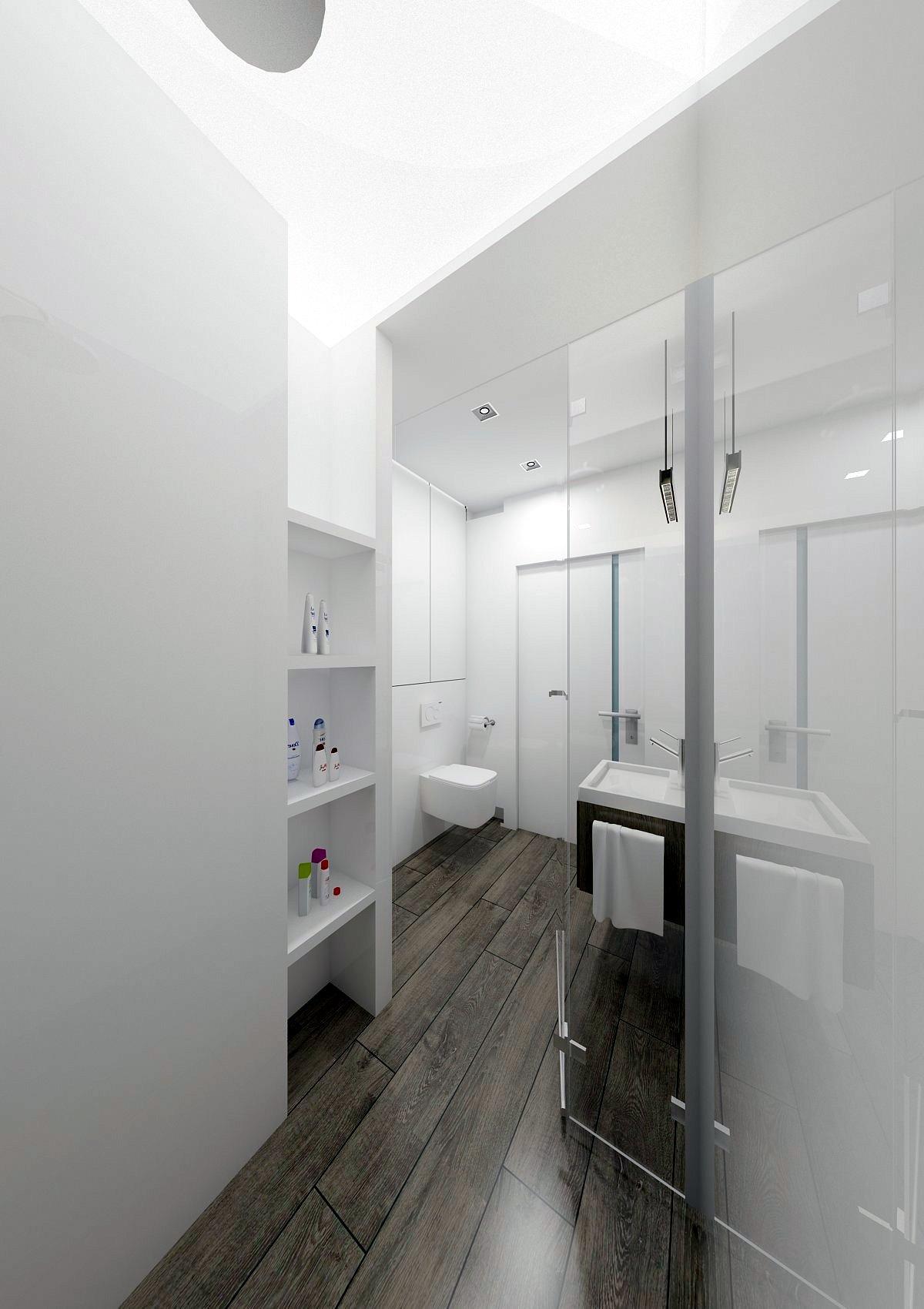 projekt mała łazienka 4