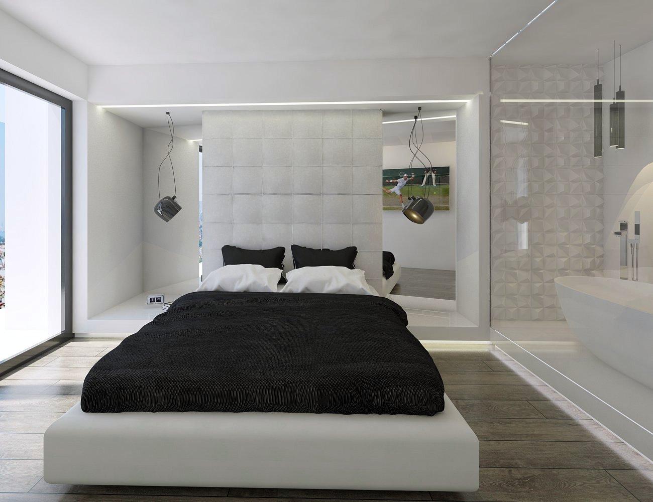 projekt sypialni 2